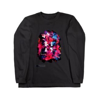 BEAT_black Long sleeve T-shirts