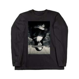 monochrome Long sleeve T-shirts