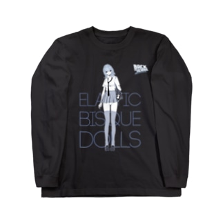 BACK TO SCHOOL 着せ替えビスクドール Long sleeve T-shirts