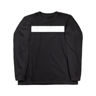 spreadwithシミ黒シャツ Long sleeve T-shirts