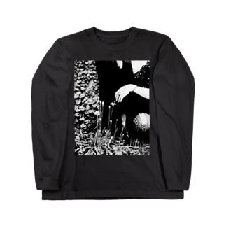 018森永眼 Long sleeve T-shirts
