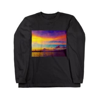 絶望と希望 Long sleeve T-shirts