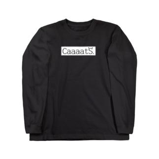 Caaaats. Tシャツ Long sleeve T-shirts