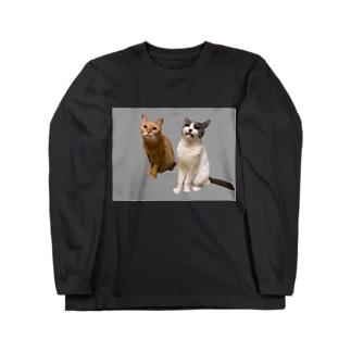 リリ雫 Long sleeve T-shirts