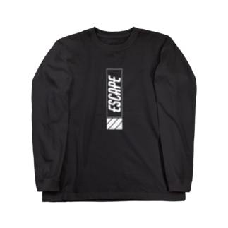 くろ Long sleeve T-shirts