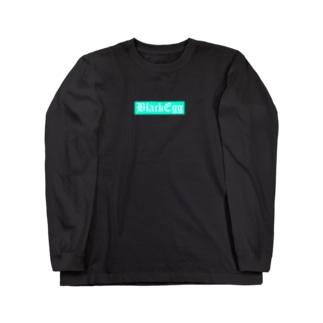日本黒たまごの会 Long sleeve T-shirts