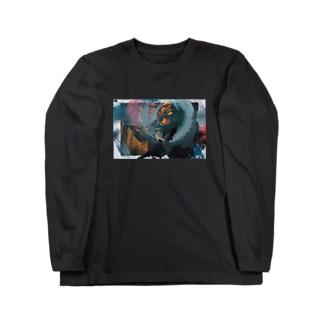 break through Long sleeve T-shirts