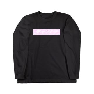 ライパチ ボックスロゴ Long sleeve T-shirts