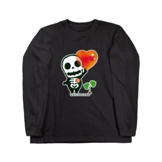 CT66 愛してガイコッチャ Long sleeve T-shirts
