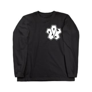 ZOXTA(白) Long sleeve T-shirts