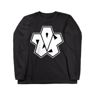 ZOX Official StoreのZOXTA(白) Long sleeve T-shirts