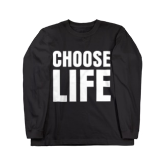 choose life Long sleeve T-shirts