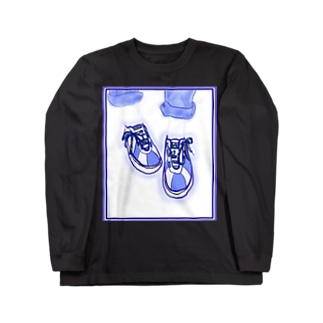 My shoes Long sleeve T-shirts