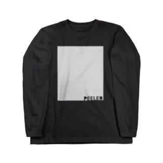 PEELER-10(WT) Long Sleeve T-Shirt