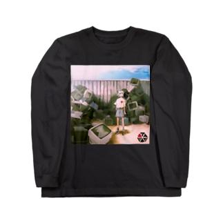 SONOMANMA LONG T-SHIRT Long sleeve T-shirts