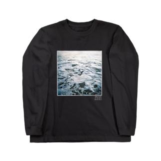 diary(Black) Long sleeve T-shirts