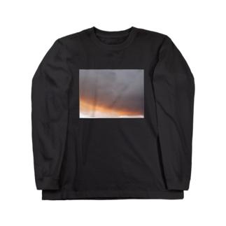 女心と秋の空 Long sleeve T-shirts