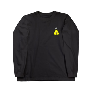 ツチノコUFO Long sleeve T-shirts