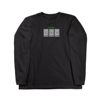 ヤングボーイ Long sleeve T-shirts