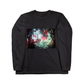 glow in the dark ver.2 Long sleeve T-shirts