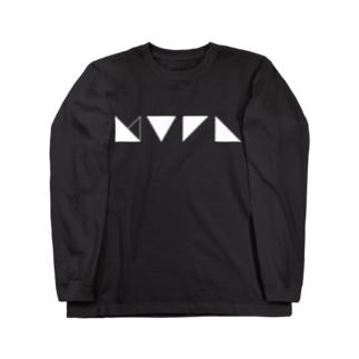 謎記号グッズ Long Sleeve T-Shirt