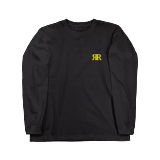 black1 Long sleeve T-shirts