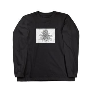 CANNABIS Long sleeve T-shirts