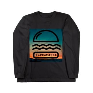 店頭販売用 Long sleeve T-shirts