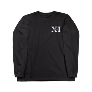 XI-REN.SR/サイレンサー】Tシャツ Long sleeve T-shirts