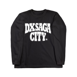 DX SAGA CITY Long sleeve T-shirts
