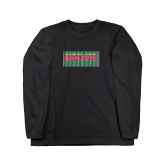 ピカネオン「臨時招集半荘」 Long sleeve T-shirts