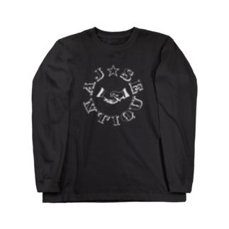 ジャンジャンバリバリジャンティーク Long sleeve T-shirts