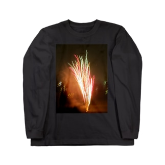 Light of party Long sleeve T-shirts