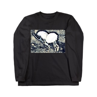 日本式海月 Long sleeve T-shirts