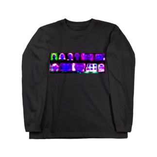 faceface_3 Long Sleeve T-Shirt