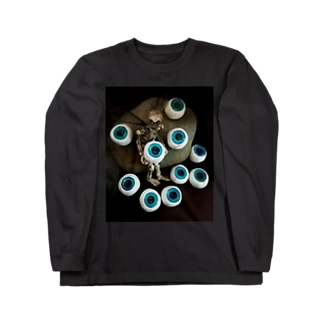 お目出10(おめでとう) Long sleeve T-shirts