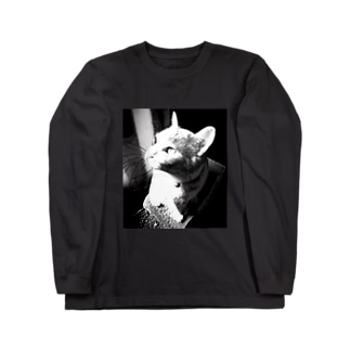 虎徹「黄昏」 Long sleeve T-shirts