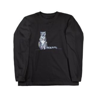 ユキヒョウ Long Sleeve T-Shirt