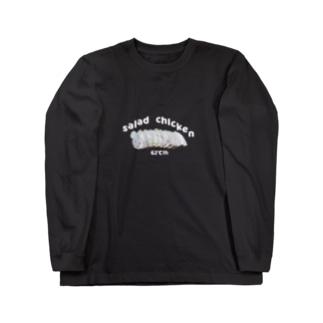 salad chicken Long sleeve T-shirts
