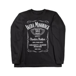 ikedaminorock Long Sleeve T-Shirt