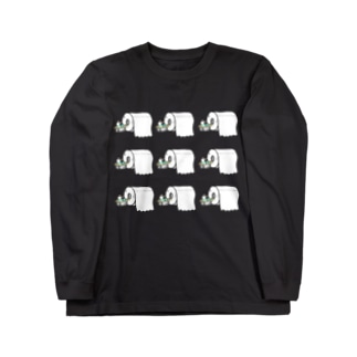 MRI(トイペ) Long sleeve T-shirts