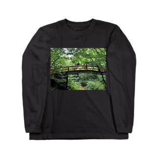 大ジャンプ Long sleeve T-shirts