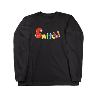 Switch! Long sleeve T-shirts