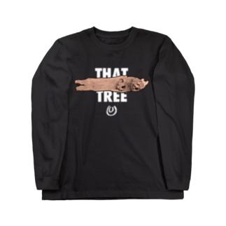 例の木 Long sleeve T-shirts
