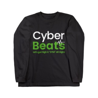 Cyber Beats Long sleeve T-shirts