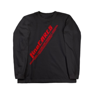 fineEARLS/ファインアールのfineEARLS_r_55 Long sleeve T-shirts