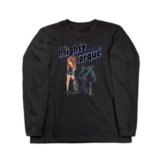 """Mighty Torque"" Long Sleeve T-Shirt"