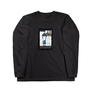 style B. Long sleeve T-shirts