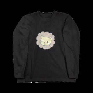 MEWのらいおん Long sleeve T-shirts
