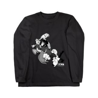 寝っころGIRL vol.3 Long sleeve T-shirts
